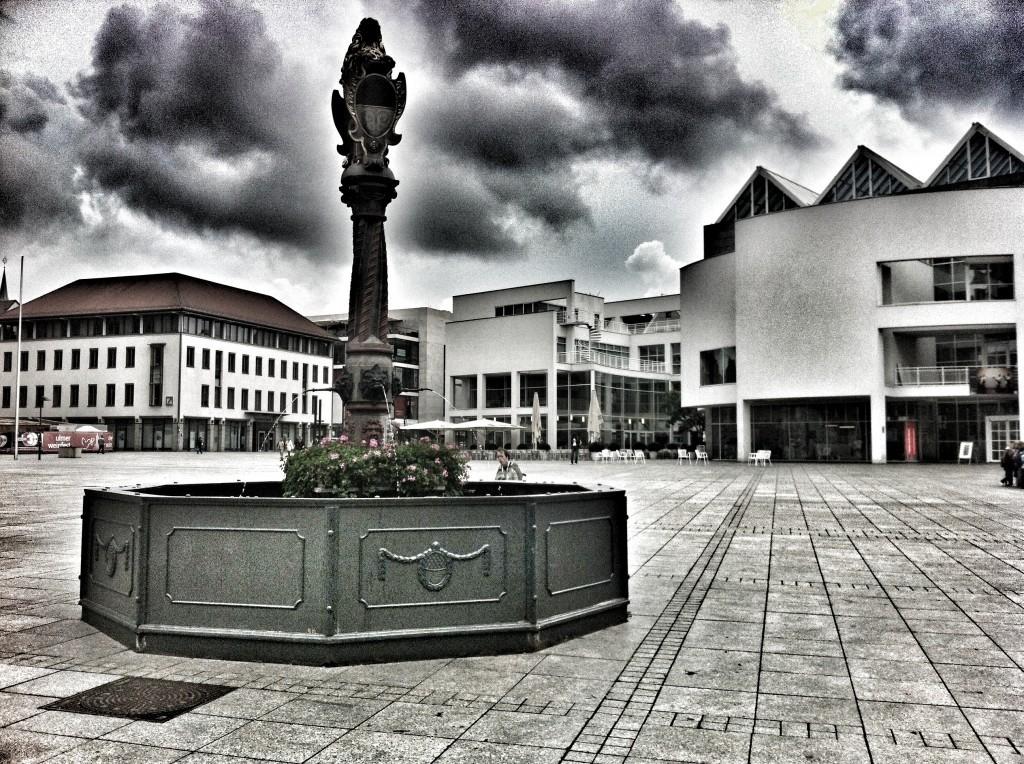 Das ist Ulm. Mal anders.