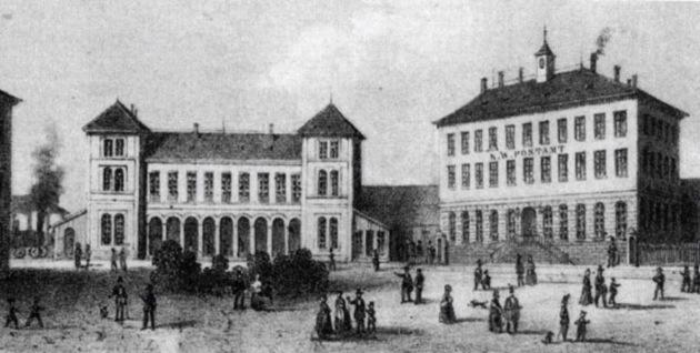 Zeiten ändern sich: Ulmer Hauptbahnhof