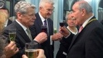 Gauck zu Gast bei Freunden