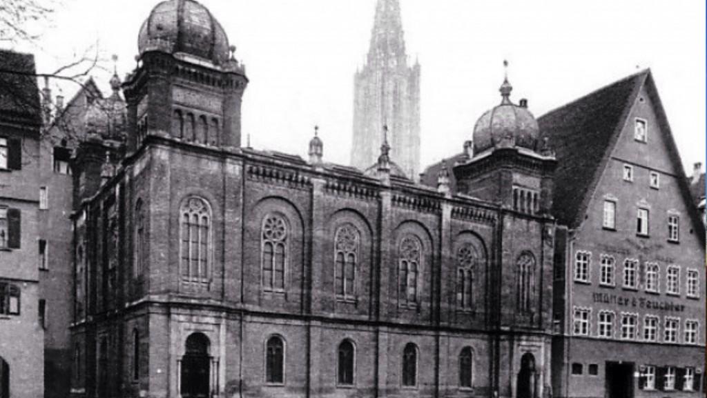 Alte Ulmer Synagoge