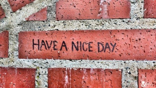 Freundliche Street Art :-)