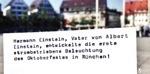 Mit freundlichen Grüßen nach München