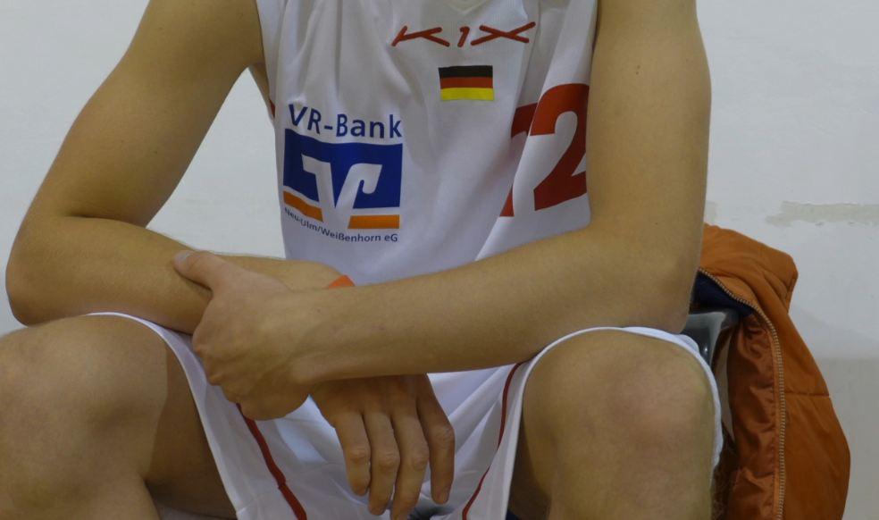 Michael Dorsch: Das Basketballtalent