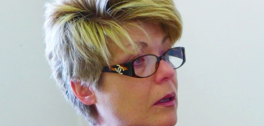 Debborah Whitt: Die ulmverbundene Amerikanerin