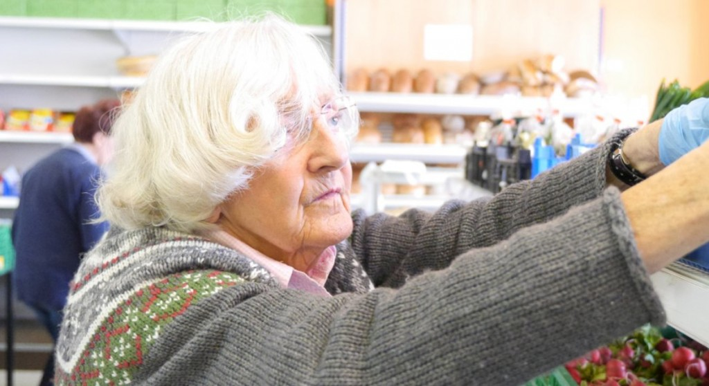 Edith Bode: Die Tafel-Gründerin