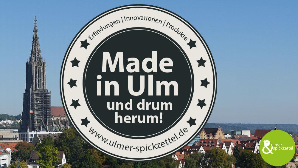 Made in Ulm: Teilnahmeformular