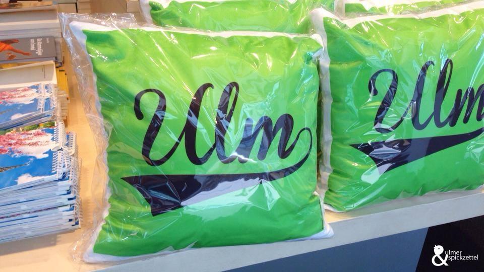 Jetzt kann man mit Ulm auch schlafen :-)