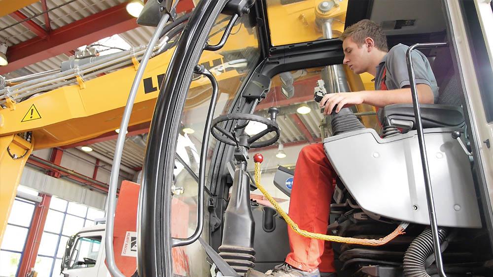 Ausbildung: Mechatroniker/innen für Land- und Baumaschinentechnik bei der Nagel Gruppe in Ulm/Donautal