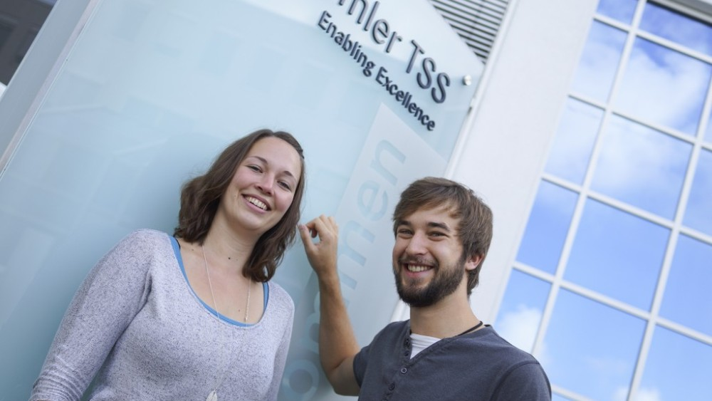 Duales Studium: Wirtschaftsinformatiker/in bei Daimler TSS in Ulm