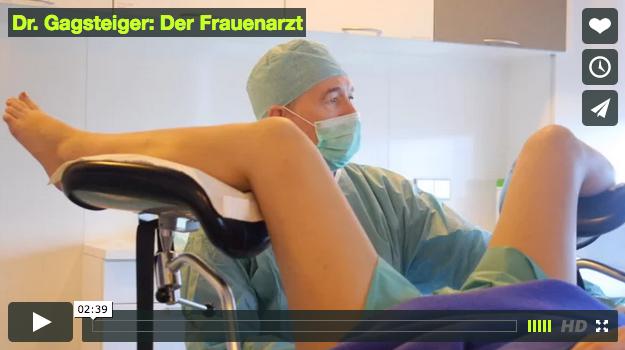Dr. Gagsteiger: Der Frauenarzt