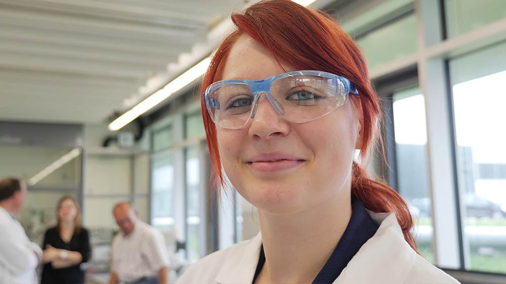Ausbildung: Chemikant / Chemikantin bei der Uzin Utz AG in Ulm/Donautal