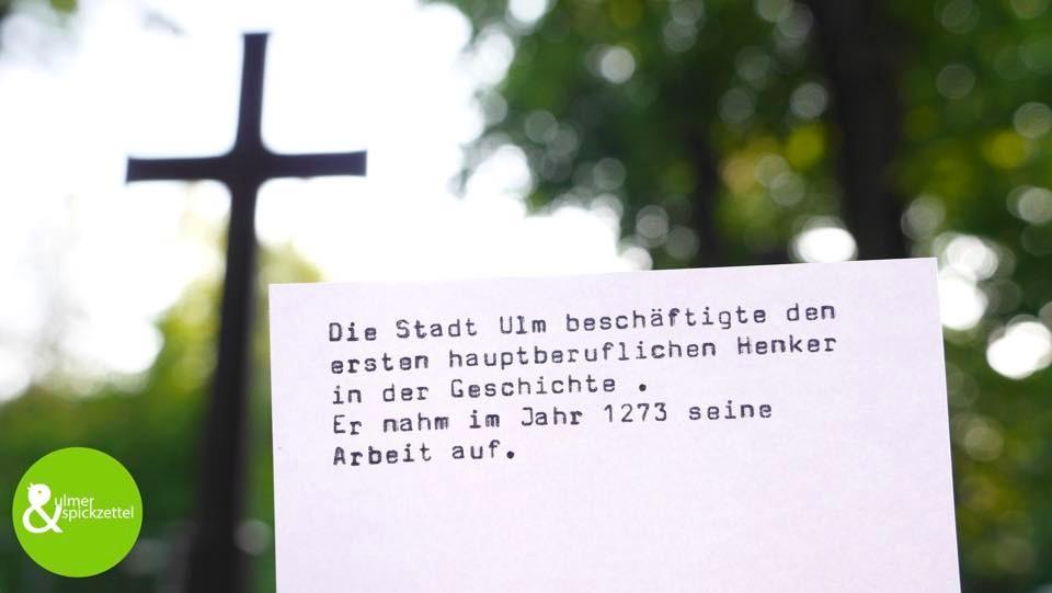 Ach Ulm …