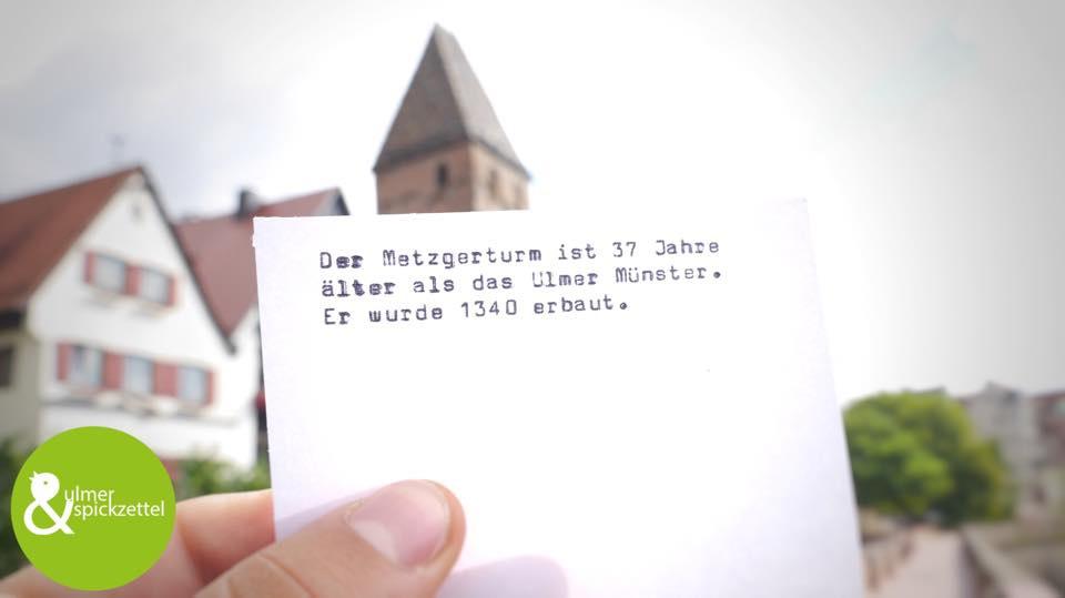 """Ulm ist mehr als """"nur"""" das Münster"""