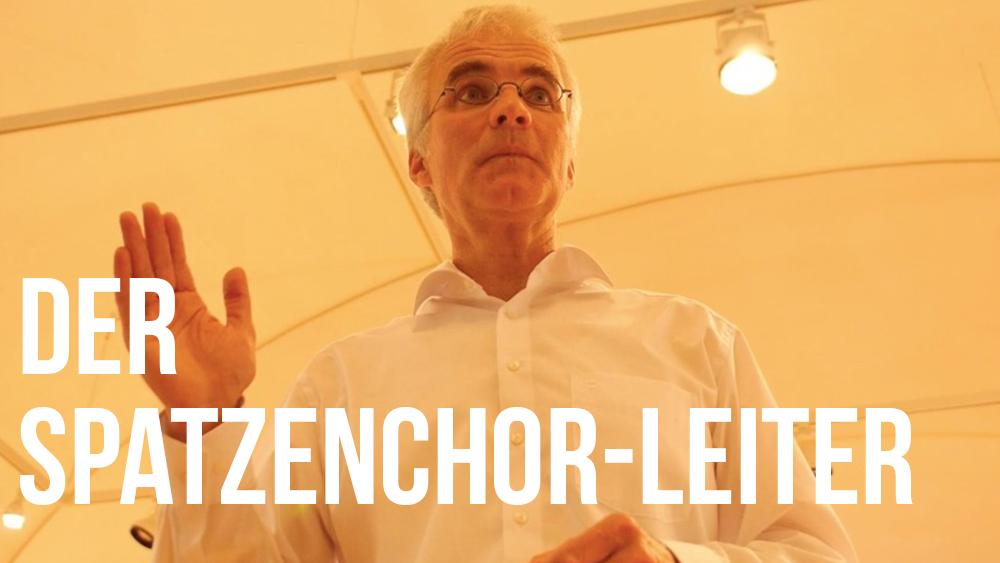 Hans de Gilde: Der Spatzenchor-Leiter