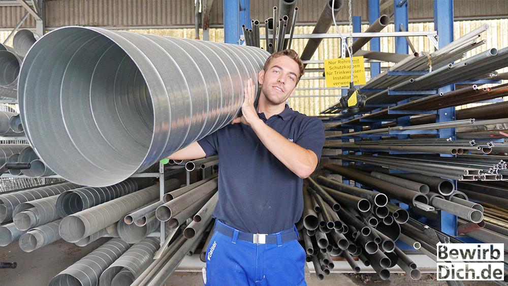 Ausbildung: Anlagemechaniker/in bei Gaiser in Ulm