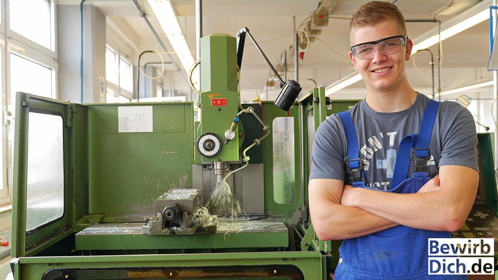 Ausbildung: Industriemechaniker/in bei der Husqvarna Group in Niederstotzingen