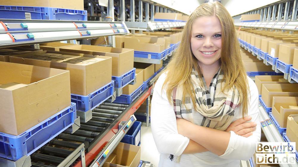 Ausbildung: Fachkraft für Lagerlogistik, Husqvarna Group in Ulm/Donautal
