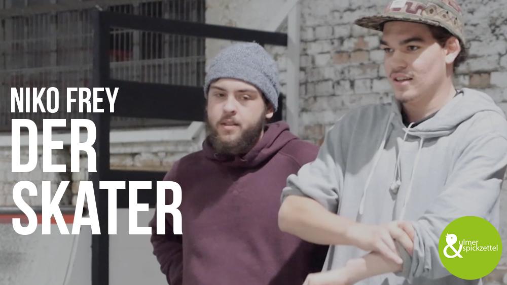 Niko Frey: Der Skater