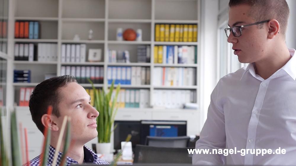 Duales Studium Fachrichtung BWL/Handel bei der Nagel-Gruppe in Ulm