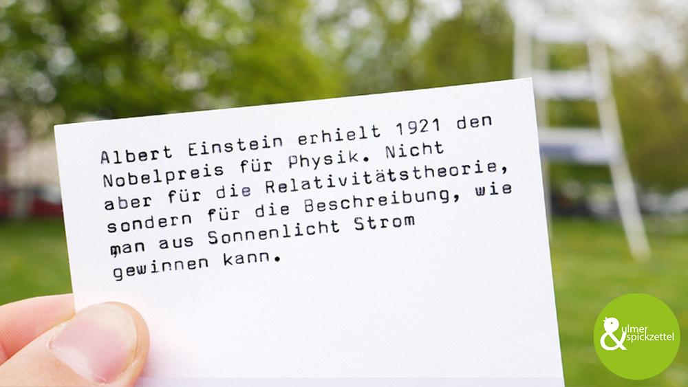 EinsteinNobelpreis