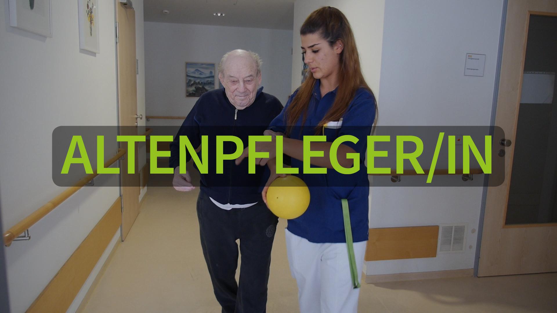 Ausbildung zum Altenpfleger/in