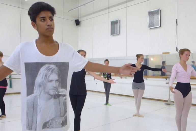 Mark Krimer: Der Ballettschüler