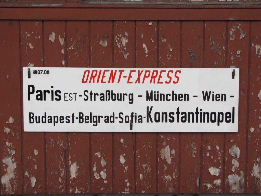 Der Orient-Express in Ulm