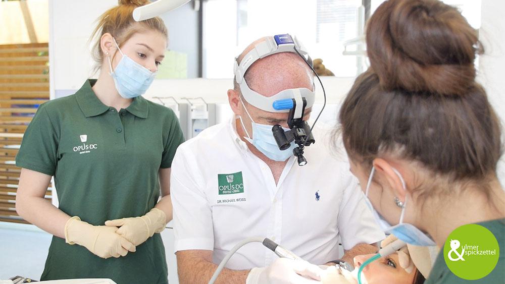 Ausbildung: Zahnmedizinische/r Fachangestellte/r bei OPUS DC in Ulm