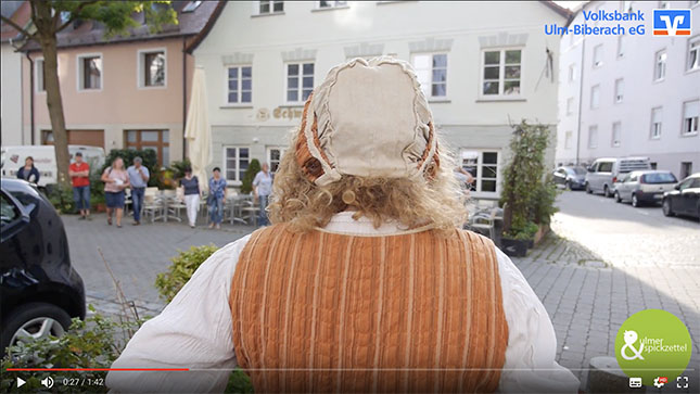 Filme über Menschen in Ulm