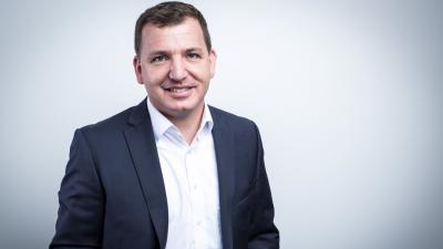 Peter Förster hat einen Stundenplan für die Laderampe entwickelt – und daran arbeiten nun mehr als 600 Mitarbeiter