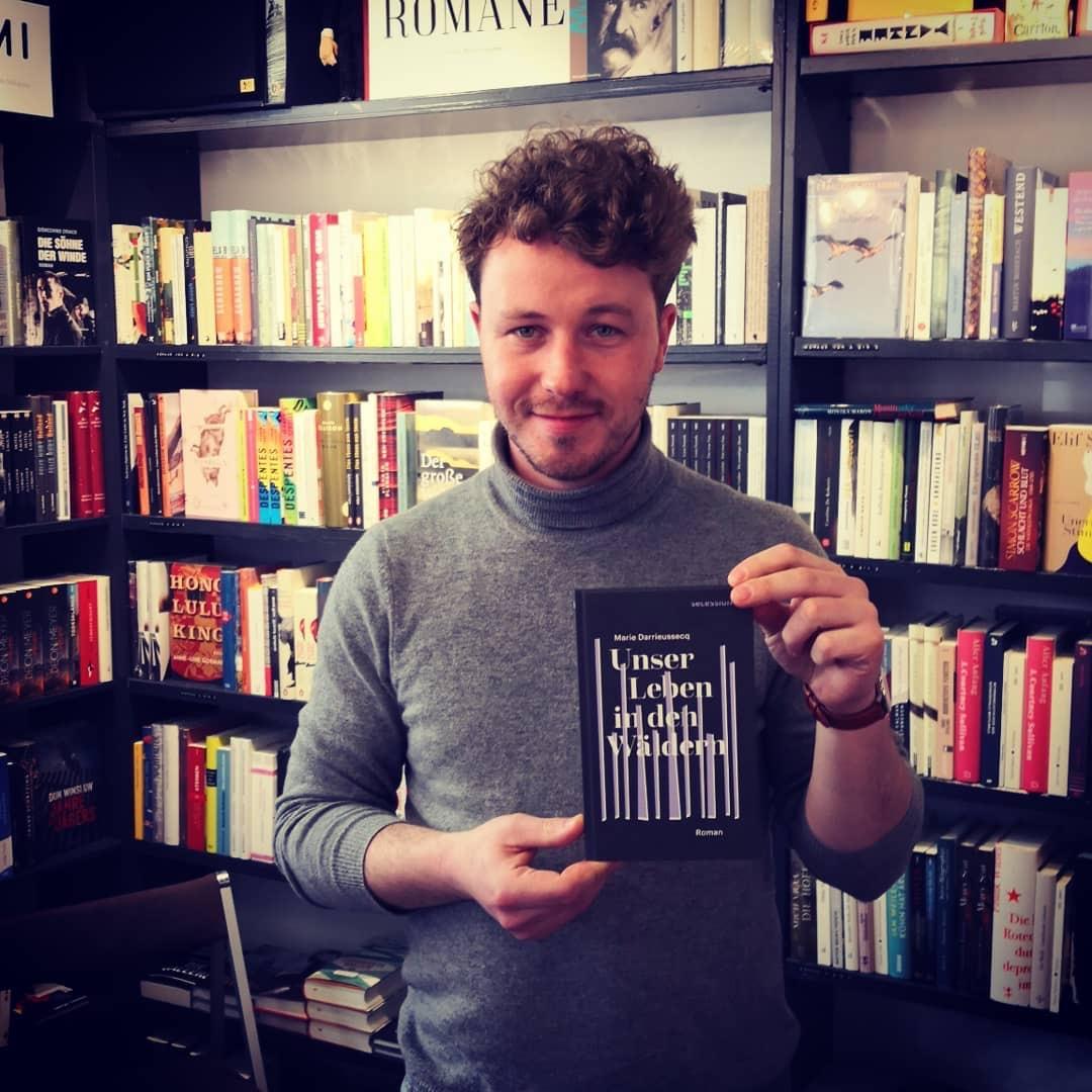 Rasmus: Vom Aktmodell zum Buchhändler