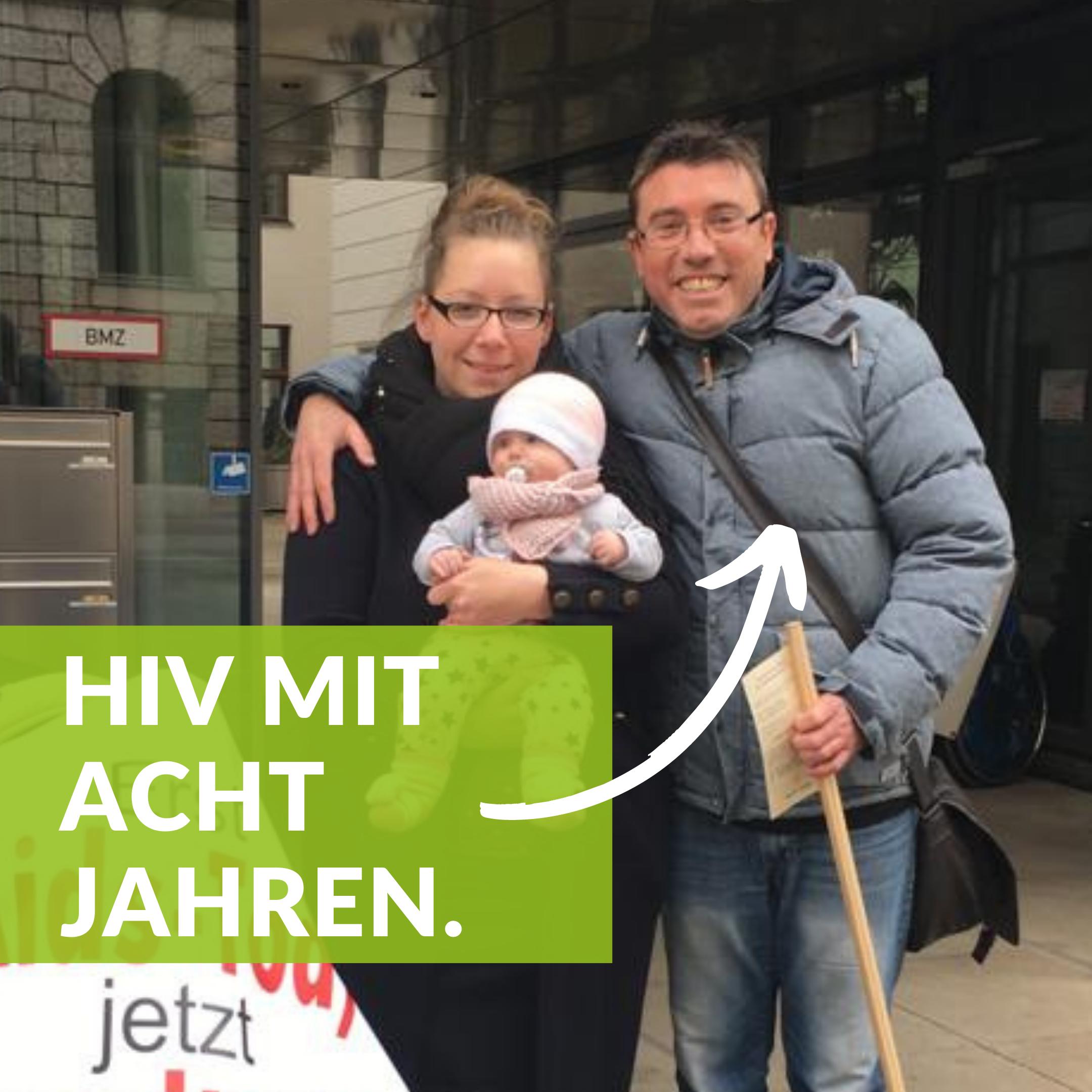 Michael: HIV mit acht Jahren