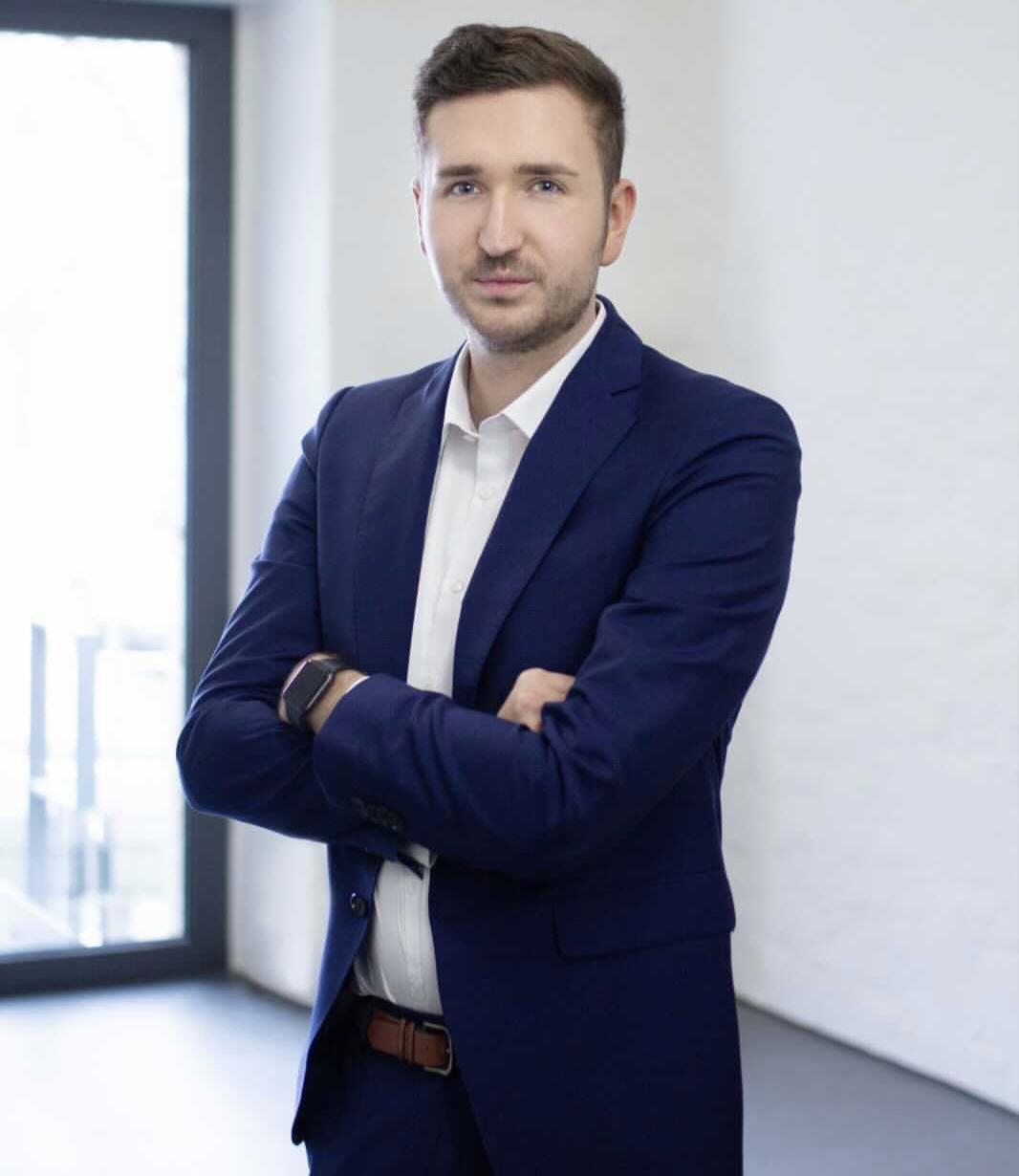 Tom Simon: CEO mit 22 Jahren